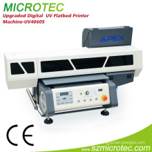 New Automatic UV Screen Printing Flatbed Machine