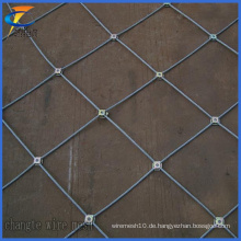 Safety Netting System / Sns Flexible Schutz Mesh