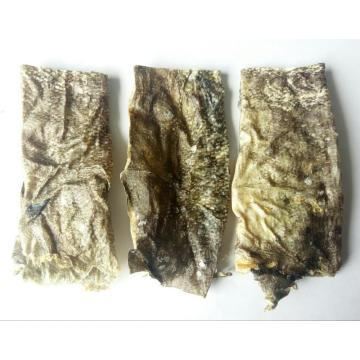 High Protein Codfish Skin Food para cães