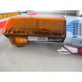 O estroboscópio da construção de estradas da barra de piscamento da ambulância do veículo da emergência conduziu o aviso claro