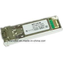 Transceptor de fibra ótica SFP-10g-Sr de terceiros compatível com Switches Cisco