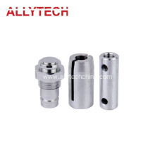 Aluminum Tube CNC Machining Products Turning Parts
