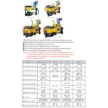 Power Tong - Abrazadera de leva curvada interior (CDXQ)