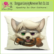 Combination of Cartoon Fresh Animals Pillow
