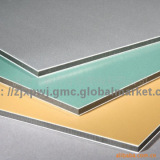 PVDF Coated Aluminum Cladding Panel