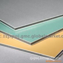 PVDF Coated Aluminum Cladding Panel