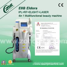 E8b 6 en 1 multifunción elight depilación equipo