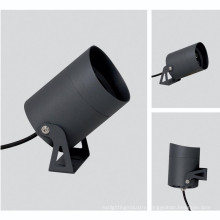 High Power 6W LED Wall Light Outdoor up Lighting with Spike IP65 Wall Lighting