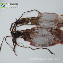 Dry squid whole round skin off