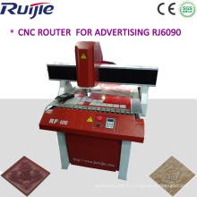 Machine de routeur CNC de bureau du fabricant (RJ6040)