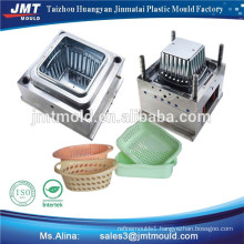 plastic fruit and vegetable basket mould