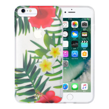 IMD Flowery TPU e PC Hybrid Iphone6 ​​Case