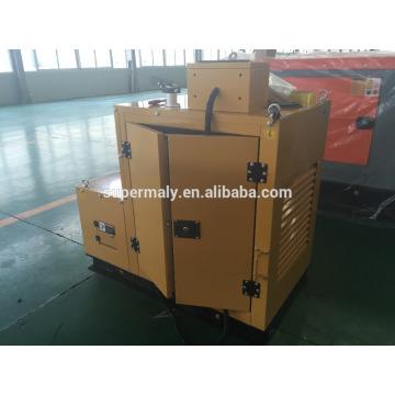 Générateur diesel personnalisé à petite taille avec faible bruit