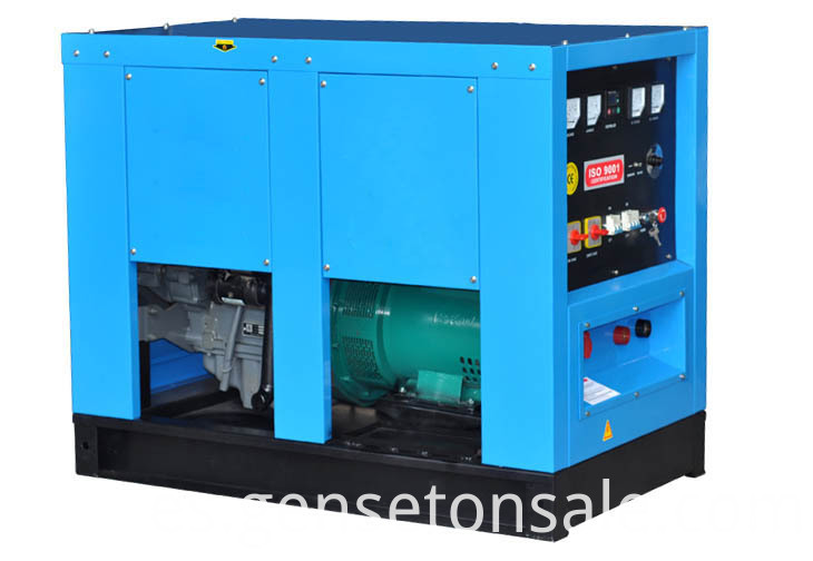 home use genset 1