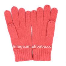 Schlichte Kaschmir-Handschuhe