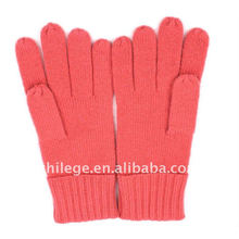 Plain Knitting Cashmere Gloves
