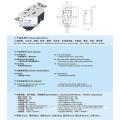 BAS20-2USB UL et CUL liste réceptacle avec USB