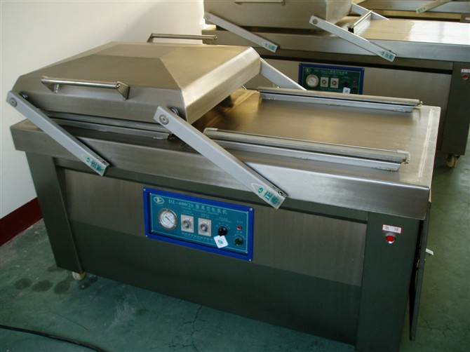 Grain-special Vacuum Packaging Machines