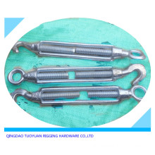 Malleable Iron Galvanized Commercial Type Turnbuckle