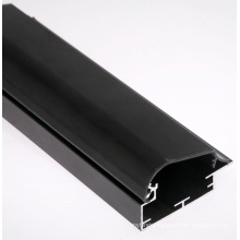 Aluminum Alloy Extruded Construction Aluminium Frame Profile
