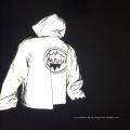 Warnschutz-Radjacke / reflektierende Sicherheitsjacke