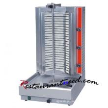 K163-2 Doner Kebab Machine para todo o equipamento do restaurante