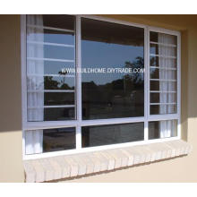 High Tension Security Double vitrage Aluminium Windows Prix