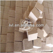 Прессованный деревянный блок