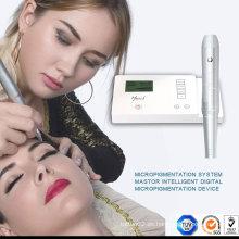 Mastor Permanente Maquillaje Máquina Cosmética Tatuaje Pluma