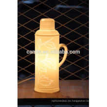 Lámpara decorativa de cerámica