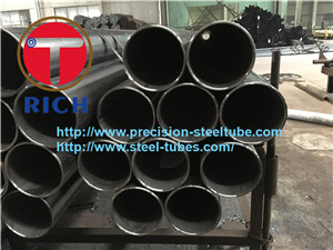 GB/T 3091 Q195 Q215A/B Q235A/B Welded Steel Tube for Low Pressure Liquid Delivery