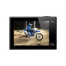 WIFI Ação Esporte Câmera 1080 P Full HD Capacete Subaquática À Prova D 'Água Câmera de Vídeo Esportes mini câmera de vídeo 4 k