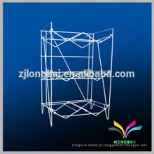 Visor de piso com suporte de suporte desmontável de 5 galões Garrafa de água