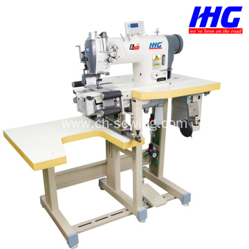 IH-8722DP Large Hook Sewing Machinewith Double Needle