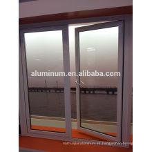 Puerta de aluminio de la ventana de China
