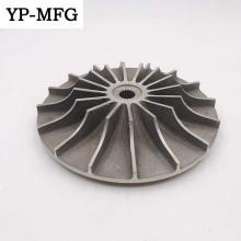 precision cast cnc lathe aluminum sand casting parts
