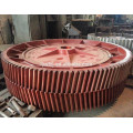 OEM Customized High Precision Spiral Bevel Gear For Gearbox