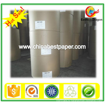 300g Triplex Coated White Back Paper