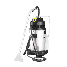 hot sale 2021 new design LC-40SF 40L portable household steam cleaner carpet washing machine for car wet and dry vacuum cleaner