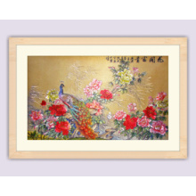 Embroidery and Sublimation Painting