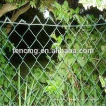 cerca de elo da cadeia de proteção de floresta (fabricação)