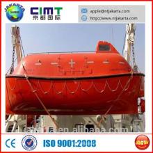 Solas aprobación grp barco de salvamento marítimo cerrado CCS BV