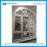 New design large horizontal casement windows