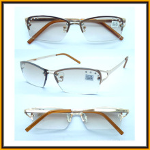 RM15045 New Design Fashion Diamond Occhiali Da Lettura Reading Glasses