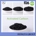 Precio de carbono activado por tonelada de venta en fábrica