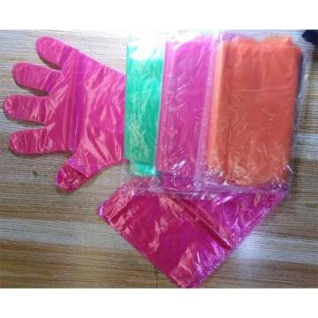 Gants vétérinaires jetables à bras long 50pcs / sac