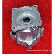 Piezas de conexión de fundición a presión de aluminio