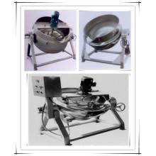 Caldera con carcasa / olla de cocción / caldera de vapor / equipos de avicultura / máquina de matanza