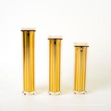 30ml 40ml 50ml 100ml Square Acrylic Airless Bottles
