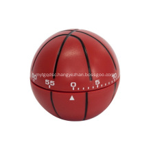 Promotional Basketball Shaped Kitchen Timer Giveaways